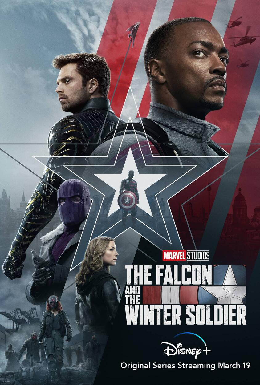 Falcon and The Winter Soldier: una alegría para los fans