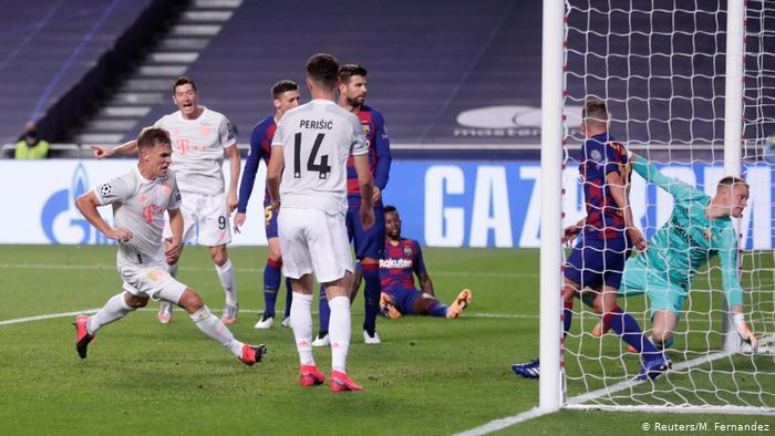 Barcelona y Bayern Munich: los favoritos para ganar la Champions League 2021