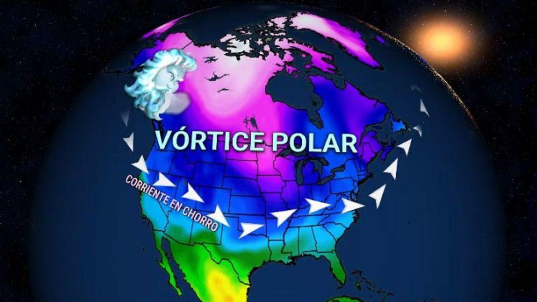 Ola de frío amenaza a EE. UU. ¿Cuál es el origen de este problema?