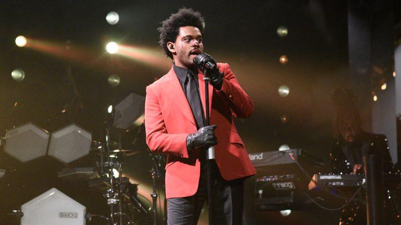 ¿Cuántas ganancias o pérdidas tuvo The Weeknd en el Super Bowl?