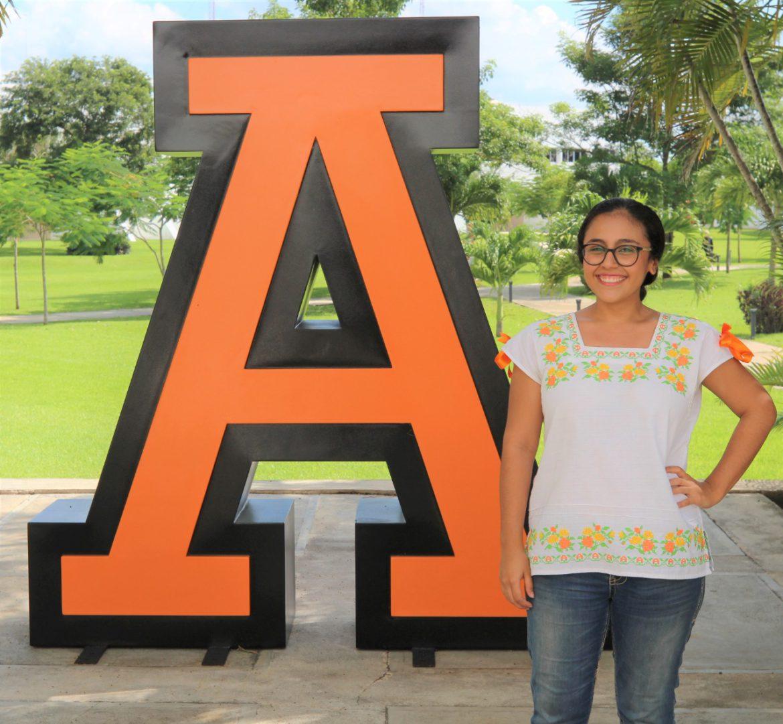 La Anáhuac Mayab es la mejor Universidad para formarte como buena persona: Daniela Acosta