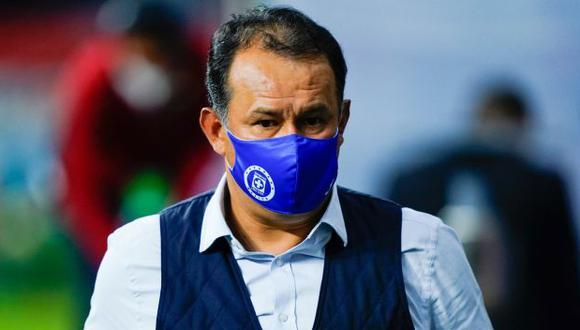 ¿Por qué Juan Reynoso puede hacer campeón al Cruz Azul?