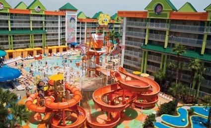¿Cómo funcionará, qué atractivos tendrá el Hotel de Nickelodeon ubicado en Cancún?