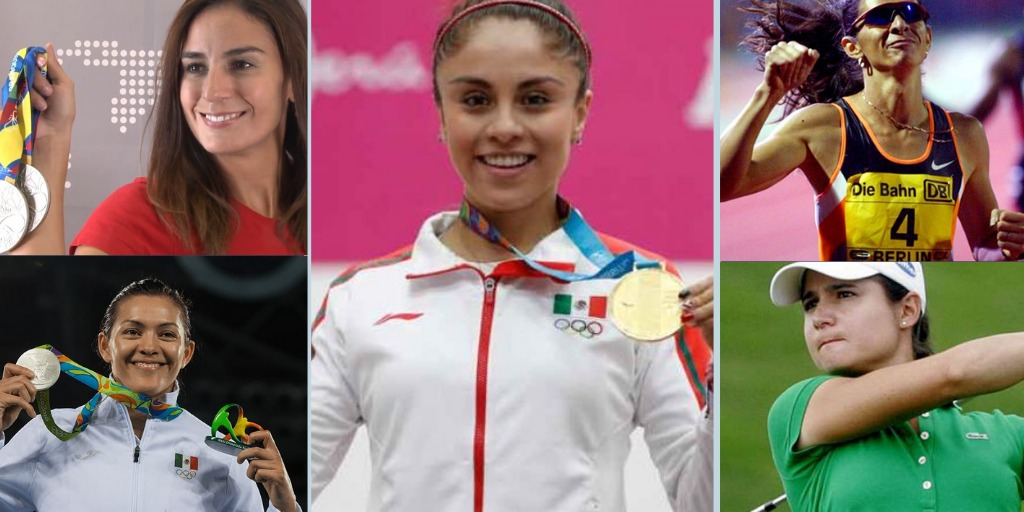 5 deportistas que cambiaron el deporte en México
