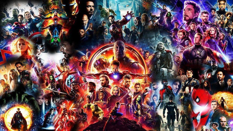Marvel tendrá filmes épicos para este 2021